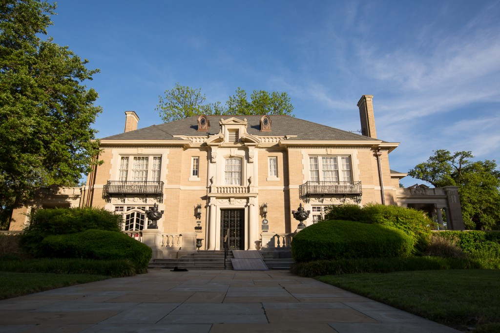 Aldredge House